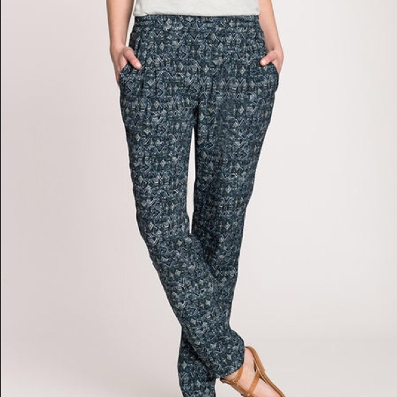 de14e36ad2287a NIC+ZOE Pants | Niczoe Sea Glass | Poshmark